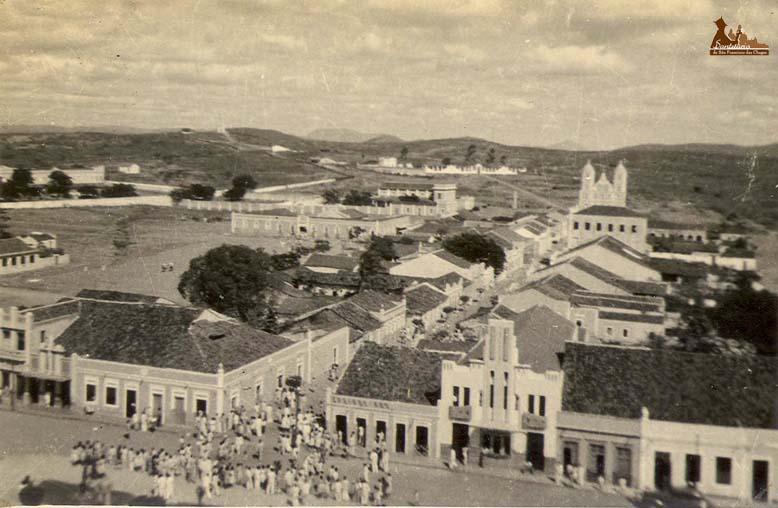 Primeira Igreja de São Francisco, concluída em 1796